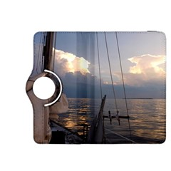 Sailing Into The Storm Kindle Fire Hdx 8 9  Flip 360 Case by oddzodd