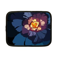 Flower Netbook Case (small)  by oddzodd
