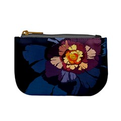 Flower Mini Coin Purses by oddzodd