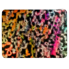 Colorful Texture               Htc One M7 Hardshell Case by LalyLauraFLM