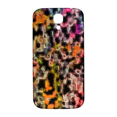 Colorful Texture               Samsung Note 2 N7100 Hardshell Back Case by LalyLauraFLM