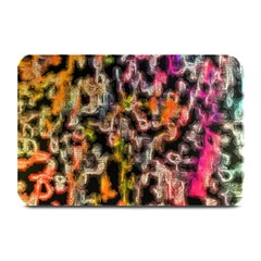 Colorful Texture                    Large Bar Mat by LalyLauraFLM