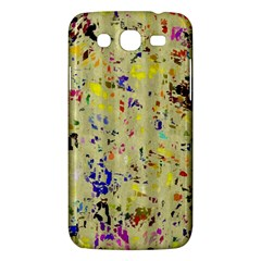 Paint Strokes On A Wood Background              Samsung Galaxy Duos I8262 Hardshell Case by LalyLauraFLM