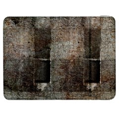 Concrete Grunge Texture                Htc One M7 Hardshell Case by LalyLauraFLM