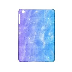 Blue Purple Watercolors               Apple Ipad Air Hardshell Case by LalyLauraFLM