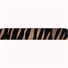 Skin3 Black Marble & Bronze Metal Small Bar Mat by trendistuff
