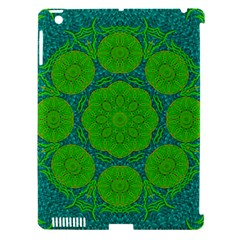 Summer And Festive Touch Of Peace And Fantasy Apple Ipad 3/4 Hardshell Case (compatible With Smart Cover) by pepitasart