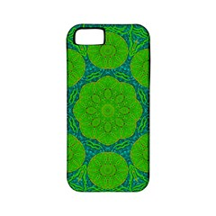 Summer And Festive Touch Of Peace And Fantasy Apple Iphone 5 Classic Hardshell Case (pc+silicone) by pepitasart