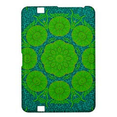 Summer And Festive Touch Of Peace And Fantasy Kindle Fire Hd 8 9  by pepitasart