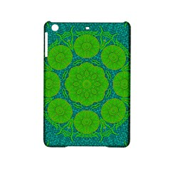 Summer And Festive Touch Of Peace And Fantasy Ipad Mini 2 Hardshell Cases by pepitasart
