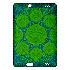 Summer And Festive Touch Of Peace And Fantasy Amazon Kindle Fire Hd (2013) Hardshell Case by pepitasart