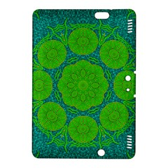Summer And Festive Touch Of Peace And Fantasy Kindle Fire Hdx 8 9  Hardshell Case by pepitasart