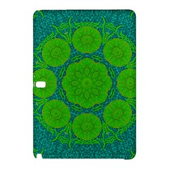 Summer And Festive Touch Of Peace And Fantasy Samsung Galaxy Tab Pro 12 2 Hardshell Case by pepitasart
