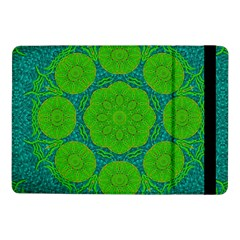 Summer And Festive Touch Of Peace And Fantasy Samsung Galaxy Tab Pro 10 1  Flip Case by pepitasart