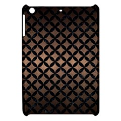 Circles3 Black Marble & Bronze Metal (r) Apple Ipad Mini Hardshell Case by trendistuff