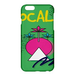 Behance Feelings Beauty Local Polka Dots Green Apple Iphone 6 Plus/6s Plus Hardshell Case by Mariart