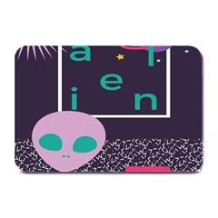 Behance Feelings Beauty Space Alien Star Galaxy Plate Mats by Mariart