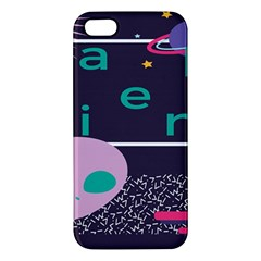 Behance Feelings Beauty Space Alien Star Galaxy Iphone 5s/ Se Premium Hardshell Case by Mariart