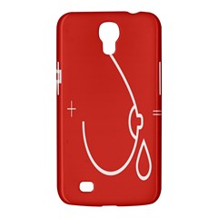 Caffeine And Breastfeeding Coffee Nursing Red Sign Samsung Galaxy Mega 6 3  I9200 Hardshell Case by Mariart