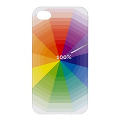 Colour Value Diagram Circle Round Apple Iphone 4/4s Hardshell Case by Mariart