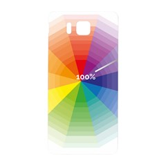 Colour Value Diagram Circle Round Samsung Galaxy Alpha Hardshell Back Case by Mariart