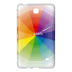 Colour Value Diagram Circle Round Samsung Galaxy Tab 4 (8 ) Hardshell Case  by Mariart