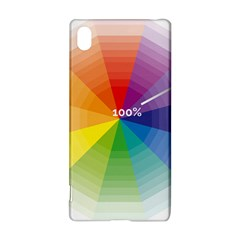 Colour Value Diagram Circle Round Sony Xperia Z3+ by Mariart