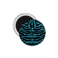 Skin2 Black Marble & Blue Green Water 1 75  Magnet by trendistuff