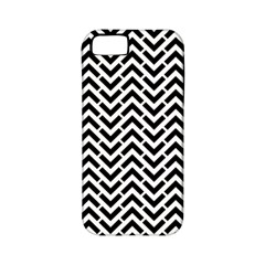 Funky Chevron Stripes Triangles Apple Iphone 5 Classic Hardshell Case (pc+silicone) by Mariart