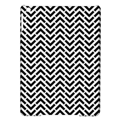 Funky Chevron Stripes Triangles Ipad Air Hardshell Cases by Mariart