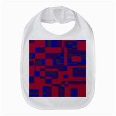 Offset Puzzle Rounded Graphic Squares In A Red And Blue Colour Set Amazon Fire Phone by Mariart