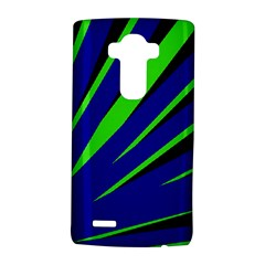 Rays Light Chevron Blue Green Black Lg G4 Hardshell Case by Mariart
