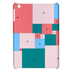 Simple Perfect Squares Squares Order Apple Ipad Mini Hardshell Case by Mariart