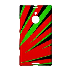 Rays Light Chevron Red Green Black Nokia Lumia 1520 by Mariart
