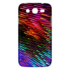 Rainbow Shake Light Line Samsung Galaxy Mega 5 8 I9152 Hardshell Case  by Mariart