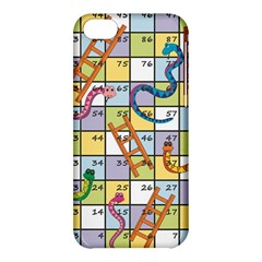 Snakes Ladders Game Board Apple Iphone 5c Hardshell Case by Mariart