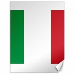 National Flag Of Italy  Canvas 36  X 48   by abbeyz71