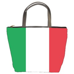 National Flag Of Italy  Bucket Bags by abbeyz71