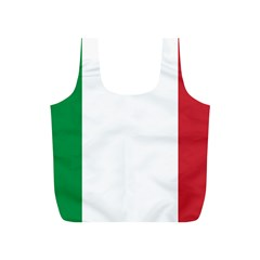 National Flag Of Italy  Full Print Recycle Bags (s)  by abbeyz71