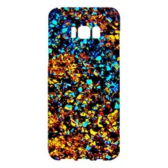 Colorful Seashell Beach Sand Samsung Galaxy S8 Plus Hardshell Case
