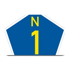 South Africa National Route N1 Marker Plate Mats by abbeyz71