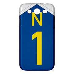 South Africa National Route N1 Marker Samsung Galaxy Mega 5 8 I9152 Hardshell Case  by abbeyz71