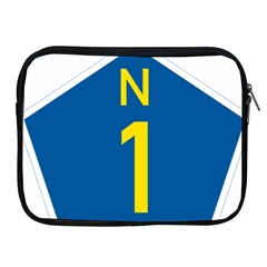 South Africa National Route N1 Marker Apple Ipad 2/3/4 Zipper Cases by abbeyz71