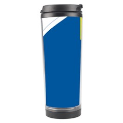 South Africa National Route N1 Marker Travel Tumbler by abbeyz71