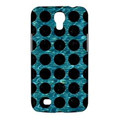 Circles1 Black Marble & Blue Green Water (r) Samsung Galaxy Mega 6 3  I9200 Hardshell Case by trendistuff