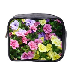 Lovely Flowers 17 Mini Toiletries Bag 2 Side by MoreColorsinLife