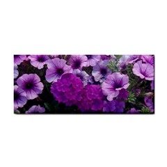 Wonderful Lilac Flower Mix Cosmetic Storage Cases by MoreColorsinLife