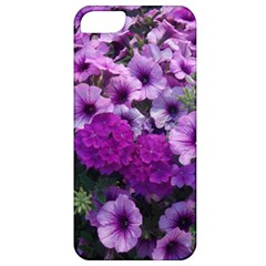 Wonderful Lilac Flower Mix Apple Iphone 5 Classic Hardshell Case by MoreColorsinLife