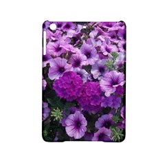Wonderful Lilac Flower Mix Ipad Mini 2 Hardshell Cases by MoreColorsinLife