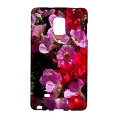 Wonderful Pink Flower Mix Galaxy Note Edge by MoreColorsinLife